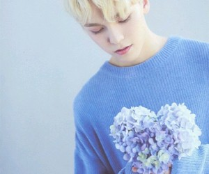 flowers, Seventeen, and carat image
