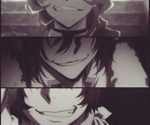 smile, dazai, and chuuya image