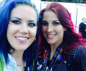 beauty, charlotte wessels, and arch enemy image