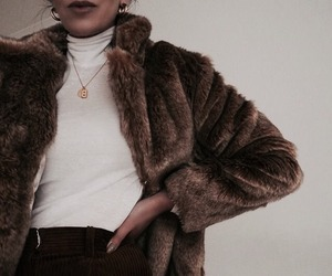 coat, style, and fashion image