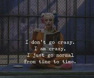 crazy, harley, and joker image
