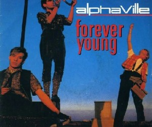 Forever Young, songs, and alphaville image