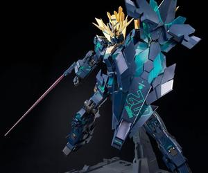 plastic model, hypetokyo, and mobile suit gundam uc image