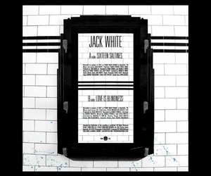 great gatsby, songs, and jack white image