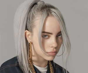 billie eilish, billie, and eilish image