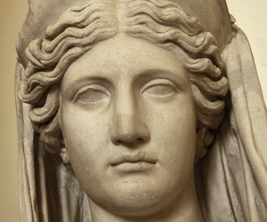 demeter and roman national museum image