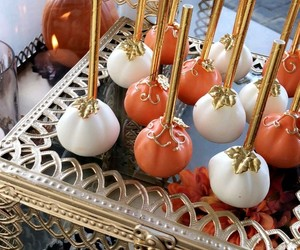 caramel, food, and Halloween image