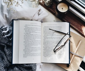 books, reading, and hobby image