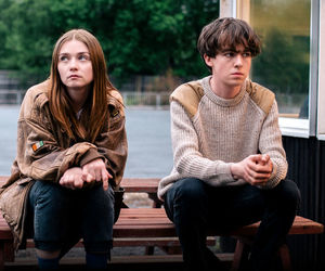 fucking, alex lawther, and theendofthefuckingworld image