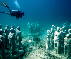 cancun, museum, and mexico image