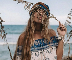 summer, hippie, and boho image