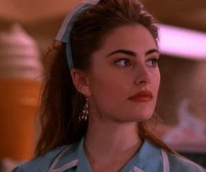 girl, Twin Peaks, and grunge image