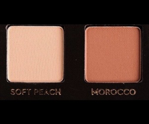 makeup, morocco, and palette image