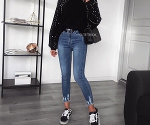beautiful, style, and clothes image
