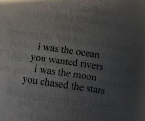 quotes, book, and moon image