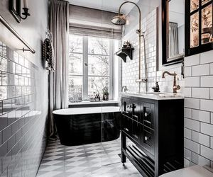 bathroom, tumblr, and design image