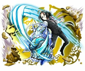 twin star exorcist and seigen image