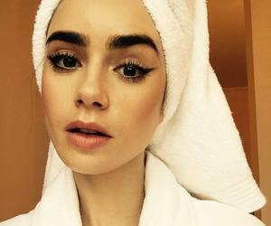 personal, lily collins, and instagram image