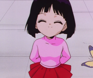 anime, hotaru, and sailor moon image