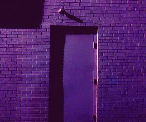 bricks, door, and facade image
