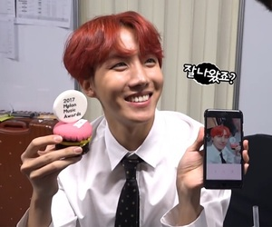 bts, jhope, and bangtan image