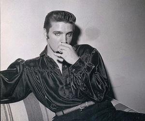 elvis, Elvis Presley, and Presley image