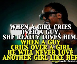 love, lil wayne, and quote image