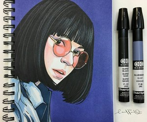 dibujo and drawing image