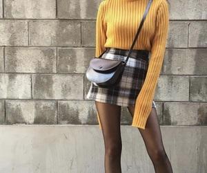 beautiful, fashion, and yellow image