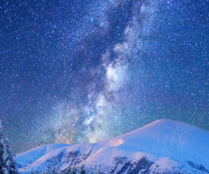 astronomy, deep, and milky way image