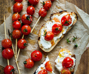 tomato and skewers image