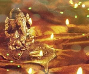 Ganesha, hinduism, and gods image