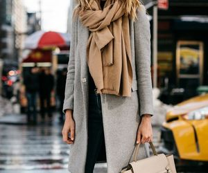 coat, fashion, and pretty image