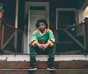 dreamville, j. cole, and born sinner image