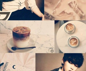 aesthetic, asia, and coffe image