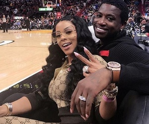 couples, gucci mane, and love image