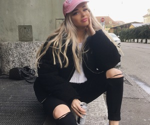 fashion, tumblr, and girl image