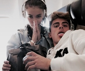 madison beer, couple, and Relationship image