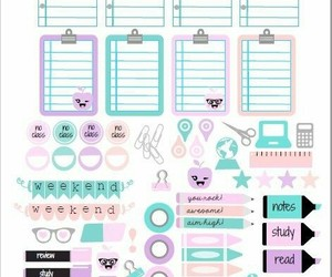 planner stickers image