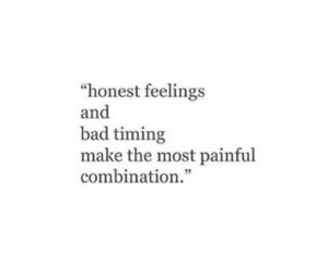 quotes, feelings, and honest image