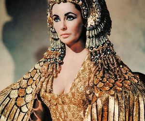 cleopatra, Elizabeth Taylor, and hollywood image