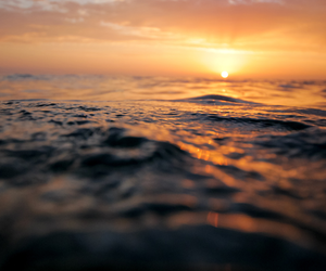 ocean, photo, and water image