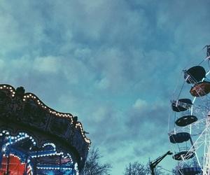 brest, bretagne, and carousel image