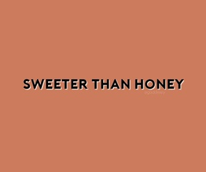 groovy, honey, and sweet image