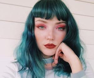 alternative, colorful, and fashion image