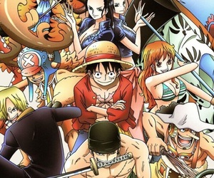 brook, robin, and luffy image