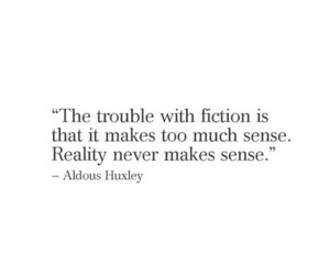 deep, fiction, and quotes image