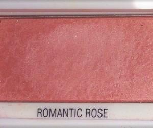pink, makeup, and rose image