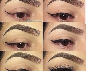anastasia, simple, and eyebrows image