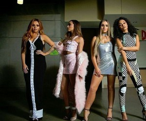 pretty and little mix image